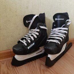 Коньки - Коньки для хоккея, 0