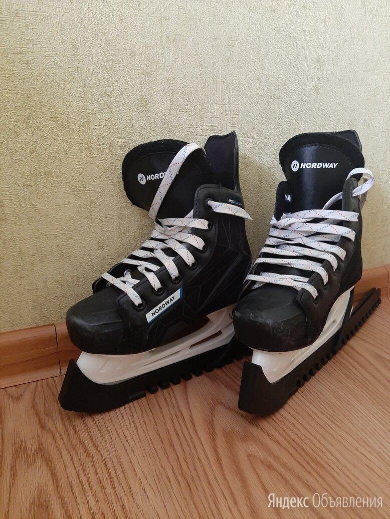 Коньки для хоккея по цене 1300₽ - Коньки, фото 0