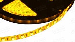 Светодиодные ленты - Светодиодная лента 5050 Оранжевая с водозащитой…, 0