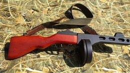 Игрушечное оружие и бластеры - Макеты из дерева ВОВ, ручная работа, подарок, 0