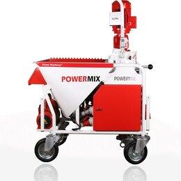 Инструменты для нанесения строительных смесей - Штукатурная станция POWERMIX (380В), 0