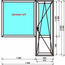 Окна - Балконный блок Новая планировка под ключ , 0