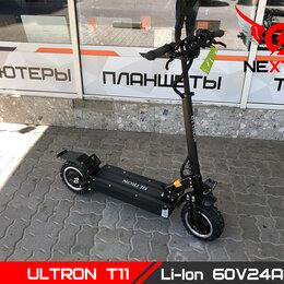 Самокаты - Электросамокат Ultron T11, 0