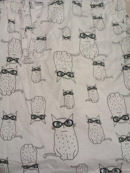 Домашняя одежда - Платье-туника с кошками, новое, р. 50, 0