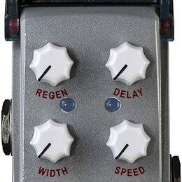 Процессоры и педали эффектов - Педаль эффектов для электрогитары Joyo JF-327 Raptor Flanger, 0
