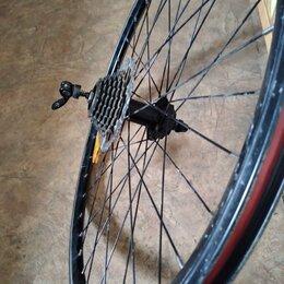 Обода и велосипедные колёса в сборе - Колесо заднее 26 дюймов, 0