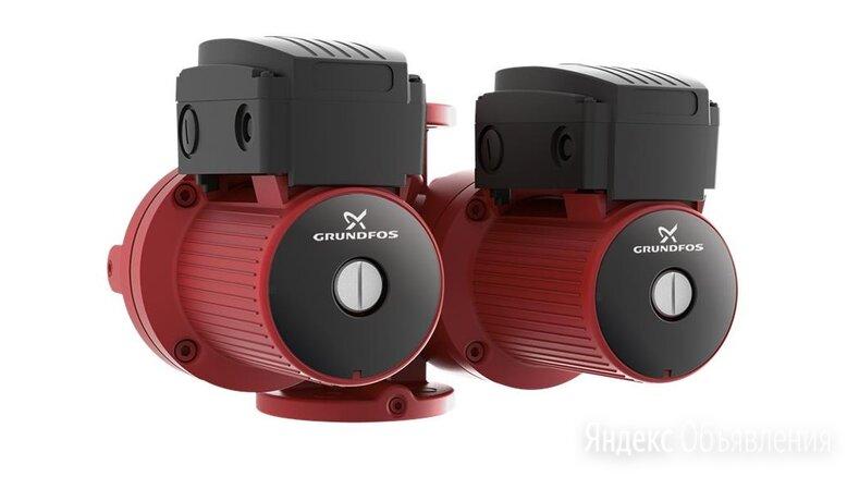 UPSD 40-120F 1х230В насос циркул. сдвоен. без релейных модулей (96408901) по цене 101444₽ - Элементы систем отопления, фото 0