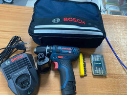 Шуруповерты - Шуруповерт Bosch GSR 12V-15 Professional б/у    …, 0