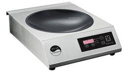 Промышленные плиты - Плита индукционная INDOKOR IN3500S WOK, 0