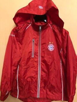 Куртки и пуховики - Ветровка FC Bayern Munchen(Германия), 0