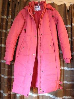 Пальто - Теплая удлиненная куртка, 0