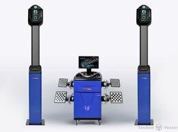 Стенд для регулировки сход-развала - Техно Вектор 7 V 7204 HT S СТЕНД 3D ДЛЯ…, 0