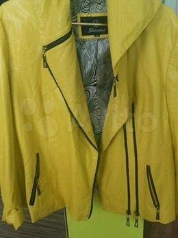 Куртки - Куртка весна /осень экокожа, 0
