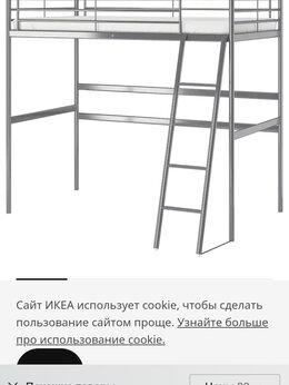 Дизайн, изготовление и реставрация товаров - Кровать-чердак б/у с магазина Икея, 0