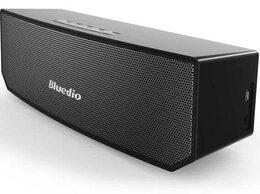Портативная акустика - Bluedio BS-3 беспроводная Bluetooth колонка, 0