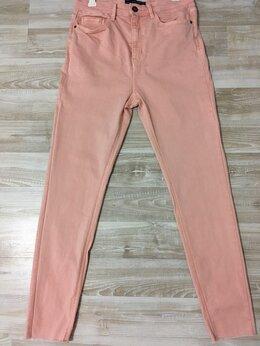 Джинсы - Розовые джинсы Stradivarius размер 46, 0