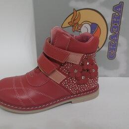 "Ботинки - Ботиночки "" Сказка"" для девочки, 0"