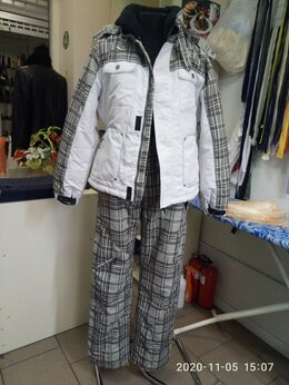 Зимние комплекты - Горнолыжный зимний женский костюм., 0