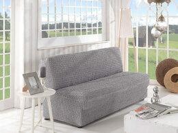 Чехлы для мебели - Чехол для дивана Karna двухместный без…, 0
