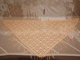 Шарфы и платки - Новый вязаный платок. Размер платка: 1,5м*1м*1м, 0