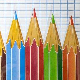 Рисование - Скатерть Цветные карандаши, 120*180см, 0