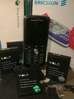 Аккумуляторы - Аккумуляторы Sony Ericsson k700,k750,t100, 0