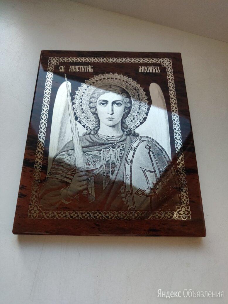 Икона из обсидиана по цене 1700₽ - Сувениры, фото 0