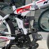Складной горный велосипед. Литые диски по цене 13499₽ - Велосипеды, фото 6