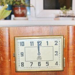 Часы настольные и каминные - Часы каминные Владимир с боем 1952г. СССР, 0