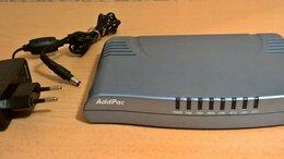 VoIP-оборудование - Шлюз IP-телефонии, VoIP–шлюз G/W: AddPac AP200B…, 0