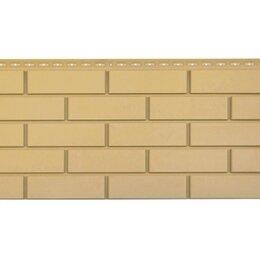 Фасадные панели - Фасадная панель Grand Line клинкерный кирпич стандарт песочная, 0