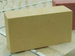 Кирпич - Кирпич полуторный силикатный Желтый , 0