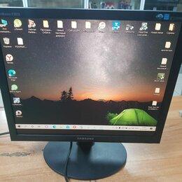 """Мониторы - Монитор 19"""" LCD Samsung E1920NR б/у, 0"""
