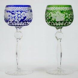 Бокалы и стаканы - Knittel Fakiris Бокал виноград цветной хрусталь ко, 0