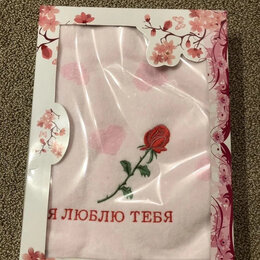 Полотенца - Новый набор полотенец с вышивкой, 0