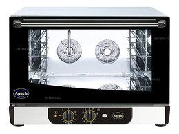 Жарочные и пекарские шкафы - Печь конвекционная Apach AD46MI ECO, 0