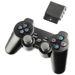 Рули, джойстики, геймпады - Джойстик -Геймпад  (беспровод) USB, PC/PS2/PS3 (G10), 0