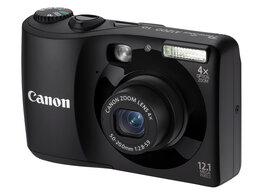 Фотоаппараты - Canon PowerShot A1200 HD, 0