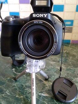 Фотоаппараты - Sony DSC-H300 Cyber-Shot 20.1Mp, 35x, HD Video, 0