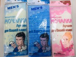 Мочалки и щетки - Японская мочалка для тела 26w, 0