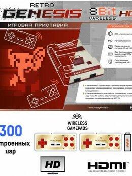 Игровые приставки - Игровая приставка 8 bit Retro Genesis HD…, 0