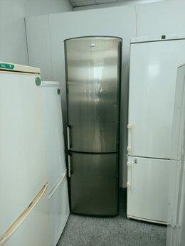 Холодильники - Whirlpool WBC 4035 A+NFCX с гарантией, 0