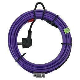 Кабели и провода - Греющий кабель для обогрева внутри трубы, 0