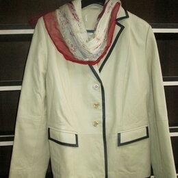Куртки - Куртка - кожа натуральная., 0