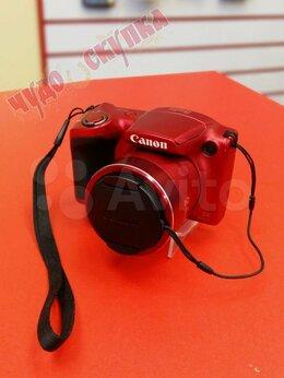 Фотоаппараты - Фотоаппарат Canon Powershot SX400 IS, 0
