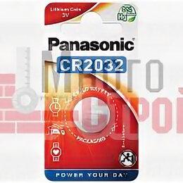 Батарейки - Батарейка Panasonic СR 2032 EP Japan 2шт/бл, 0