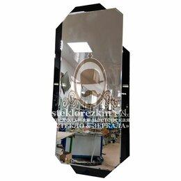 Зеркала - Зеркало ©️ №162.2 чёрное в современный стиль…, 0