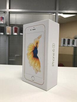 Мобильные телефоны - iPhone 6s 32gb gold (A1688) Ростест, 0