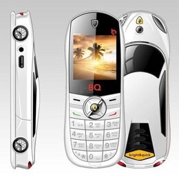 Мобильные телефоны - Новый телефон BQM-1401 Monza, 0