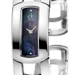 Наручные часы - Calvin Klein Diamond Ladies перламутр бриллианты, 0